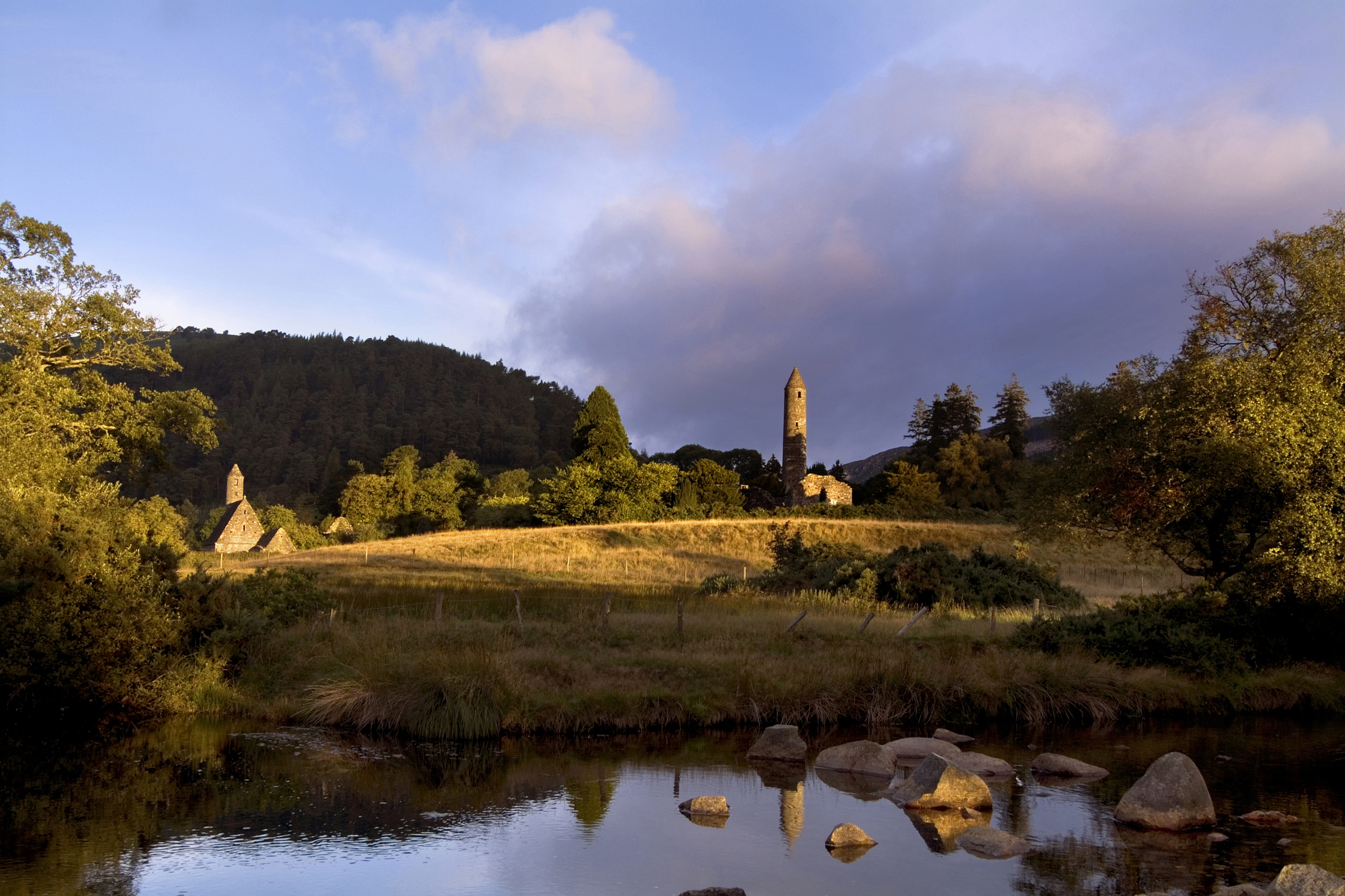 Glendalough tours, Wicklow