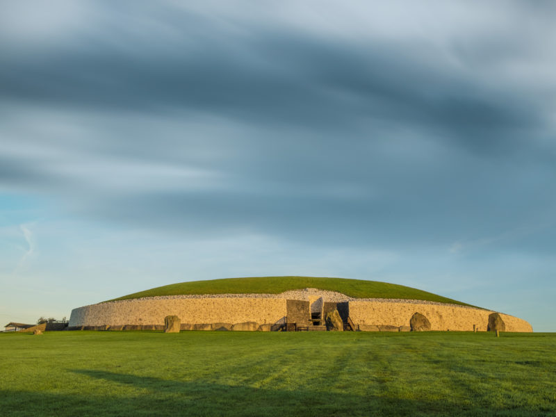 Newgrange Heritage tour, Ireland